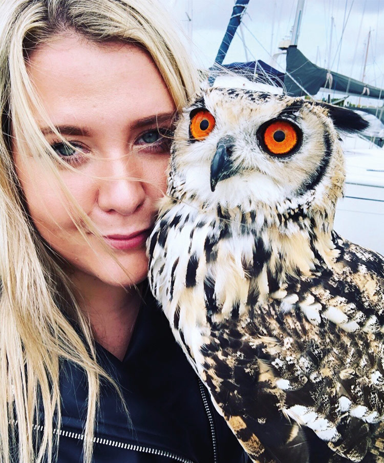 emily crowle falconer