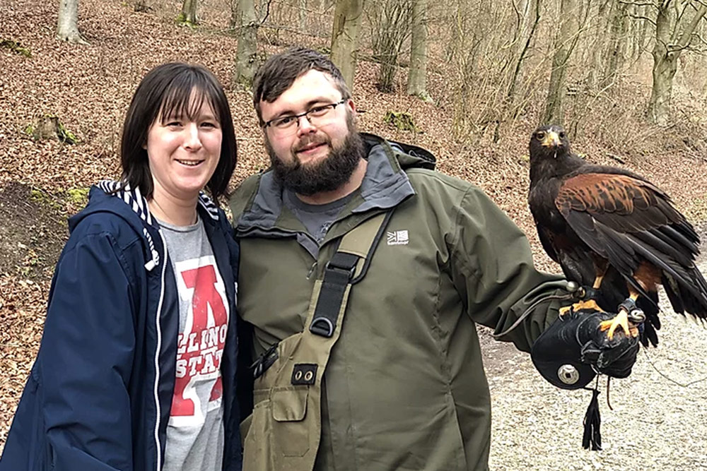 hawk experience days and gift vouchers