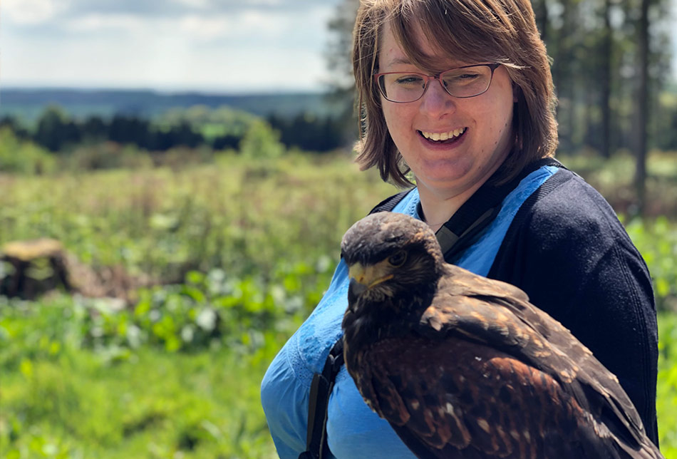 see urban wings at queen elizabeth country park